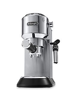 De'Longhi Dedica Style EC685M Traditional Pump Espresso Machine - Silver (B06WGTZ874) | Amazon Products