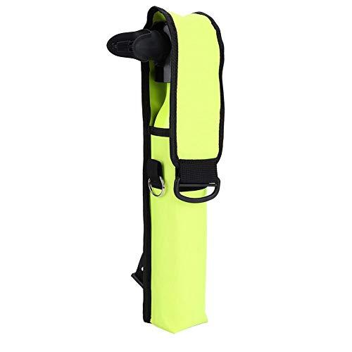 Vobor Tauchen Sauerstoffflaschenbeutel - Mini Scuba Diving Sauerstoffflaschenhandriemen Taschenhalter Tauchausrüstung Zubehör Zum Tauchen -