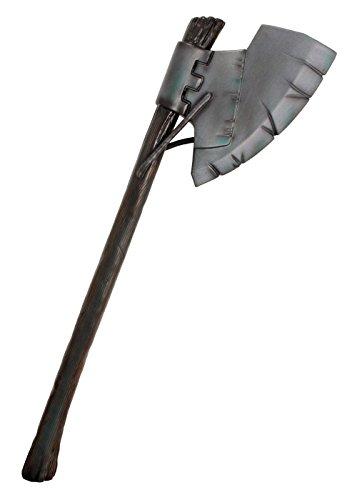 LARP Ork-Axt Fantasy Axt Beil aus Schaumstoff Polsterwaffe Sense Mittelalter Schaukampf Wikinger