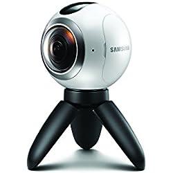 Samsung Original Caméra Gear 360 - Blanc - Version Import