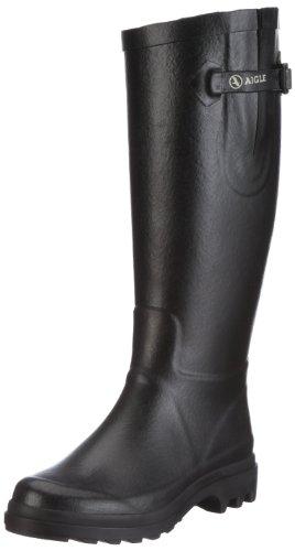 Aigle Aiglentine 858794 Stivali da Donna, Nero (Noir), 39 EU