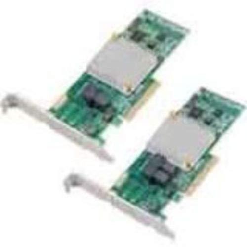 Adaptec 8805E PCI Express x83.012Gbit/s-RAID-Controller (SAS, SATA, PCI Express x8, DDR3, CE, FCC, UL, C-Tick, VCCI, KCC, CNS, RoHS, FreeBSD, Solaris, Solaris 10, Solaris 8, Solaris 9, 0-55°C)
