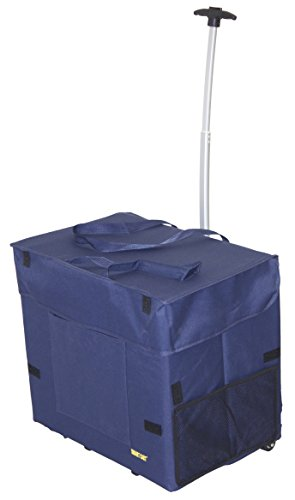 wide-load-smart-cart-blue-rolling-multipurpose-collapsible-basket-cart-scrapbooking-laundry