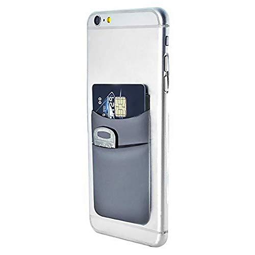 Descripción: Fácil de pegar en la parte posterior de la mayoría de smartphones.También se adhiere a la mayoría de carcasas de teléfono y cara lisa. Hecho de tela elástica, sujeta la tarjeta en la parte posterior del teléfono de forma segura. Los bols...