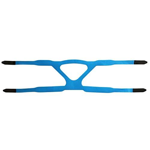 Candybarbar Universal Headgear Comfort Gel Vollmaske Sicherer Umweltschutzersatz CPAP-Kopfband ohne Maske Geeignet für PHILPS -