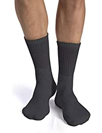 Jockey Men's Socks (Pack of 3) (Colors May Vary)(Assorted product)