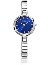 Titan Raga Viva Analog Blue Dial Women's Watch - 2603SM01