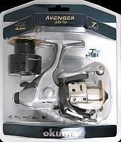 eder Spinning Reel (280-Yards/15) by Okuma (Okuma Avenger Spinning Reel)