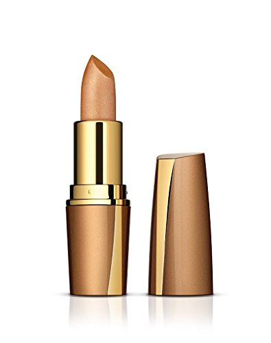 Iba Halal Care PureLips Moisturizing Lipstick, Shade A20 Gold Rush, 4 g