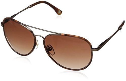 Michael Kors Women's MKS167  Oval Sunglasses