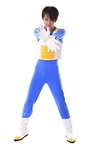 De-Cos Dragon Ball Z Prince of All Saiyans Vegeta Fighting Uniform V3 (Kostüme Dbz Halloween)