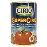 Cirio Super Cirio 'Tomatenmark Konzentrat', 400 g
