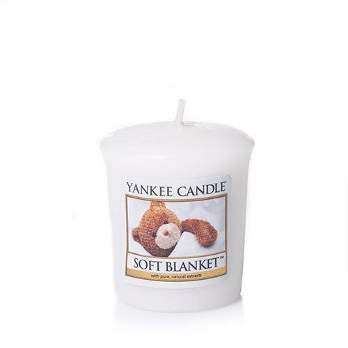 Yankee Candle Votivkerzen, weiche Decke, 3 Stück