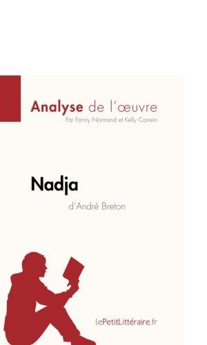 Nadja d'André Breton (Analyse de l'oeuvre): Comprendre la littérature avec lePetitLittéraire.fr