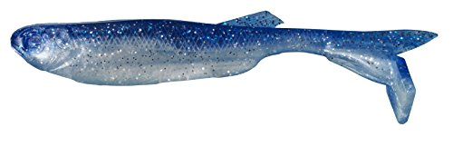 Sebile At Minnow 2G 65mm - Natural Blue