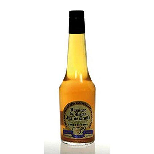 """Vinaigre de Reims - """"Champagner Essig"""", mit Jus von schwarzen Trüffeln, Soripa, 500 ml"""