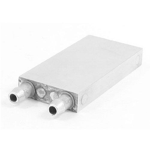 Preisvergleich Produktbild 80x 40x 12mm Wasserkühlung Block für CPU Grafikkarte Kühler Kühlkörper