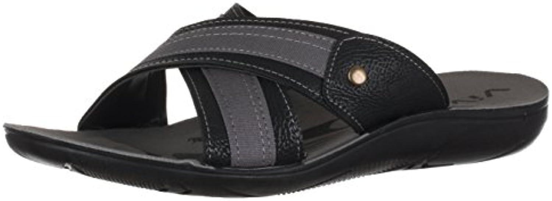 Bari BRANDSSELLER Herren Kreuzband   Sandale/Pantolette/Sandalette