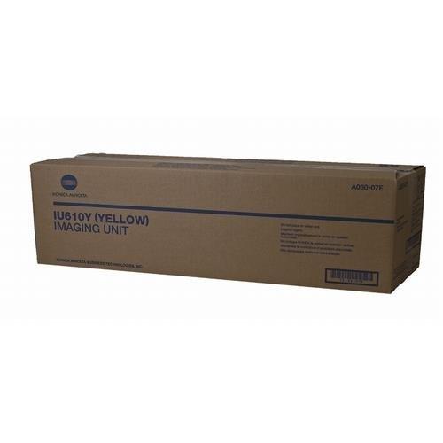 Konica Minolta, NEC A06007F OEM gelb Trommel Einheit - Gelb-oem Trommeleinheit