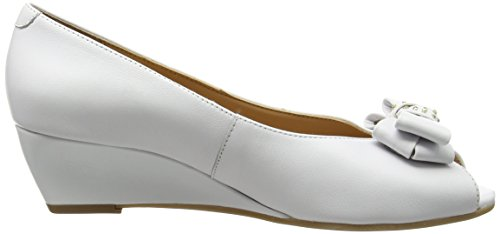 Damen Hudson Sandalen, Weiß, 40 EU Van Dal