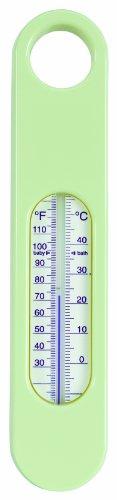 Bébé-jou 422112 Badethermometer, hellgrün