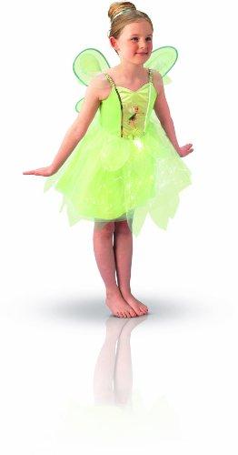 Rubie's costume trilli con luce da bambina - 3-4 anni