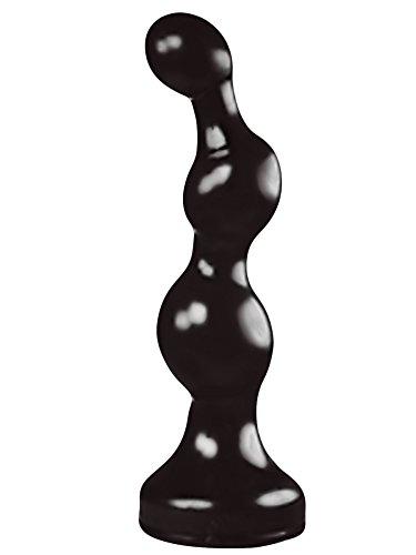 Zizi Beads - strukturierter Buttplug - 19 cm lang, einführbar 17 cm...