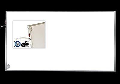 Fern Infrarotheizung mit Thermostat & Standfüße Special Edition mit Ein & Ausschalter 720 Watt 60 x 120 x 1,5cm Inkl. Wandmontage mit Hitzeschutz von Vinie - Heizstrahler Onlineshop
