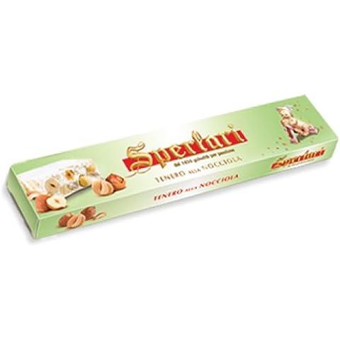 Sperlari Torrone Soft Hazelnuts (Tenero alla Nocciola), 250g