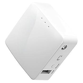GLI Mini Travel Router GL-AR300M, WiFi Converter, OpenWrt
