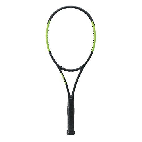 Wilson Blade Tennis-schläger, schwarz, 3