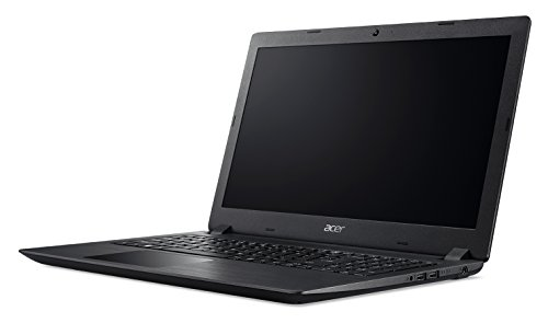 Acer Aspire A315 AMD 15.6 inch SSD Black