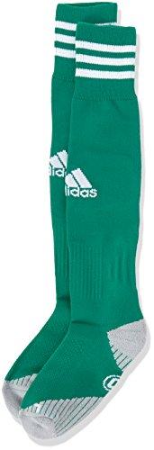 adidas Herren Fußballsocken Adisocks 12, twilight green/white, 43-45, X20996 - Einzelne Paare