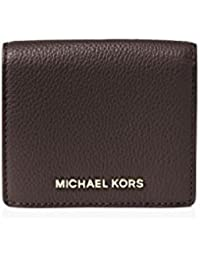 MICHAEL Michael Kors Bedford Carryall Card Case (Coffee)
