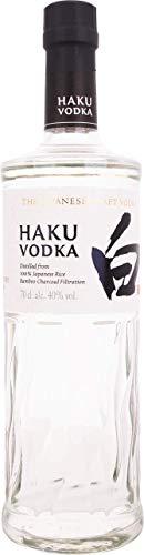 Haku Vodka aus weißem, japanischem Reis (1 x 0.7 l)