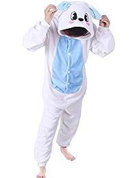 Z-Chen Disfraz Pijamas Animal para Niño Niña Disfraz Halloween