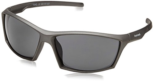 Fastrack UV Protected Sport Men's Sunglasses - (P356BK3|63|Smoke (Grey / Black) Color)  available at amazon for Rs.899