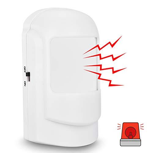 Drahtloser Bewegungsmelder, Hauptwarnungssystem WiFi Infrarot Sensor Bewegungsmelder Alarm für inländisches Wertpapier