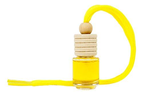 Paradise PER80165 Perfumador Botella, Aroma de Limón, para Colgar