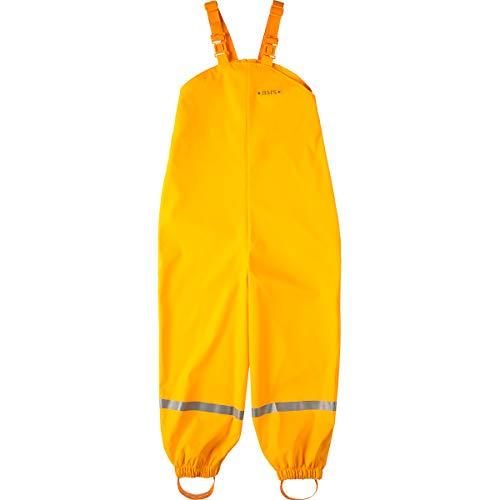 BMS Regenlatzhose SoftSkin in Gelb Größe 80