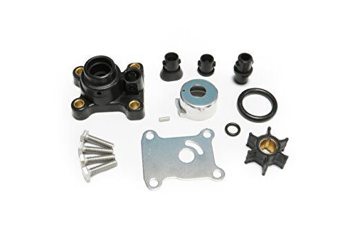 Full Power Plus Johnson/ Evinrude 394711 391698 Serria 18-3327 9.9/15HP Water Pump Impeller Repair Replacement Kit