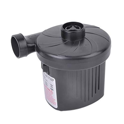 Footprintse Berufsgebrauch DC12V 50W Auto-elektrisches Luftpumpe-System für kampierendes Luftbett-Boots-Spielzeug-Inflator Mobile Use-Color: Schwarzes