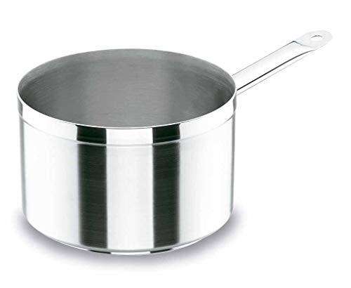 Lacor 54221 Casserole Haute Chef Luxe Diamètre 20 cm