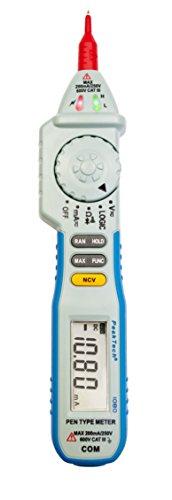 Preisvergleich Produktbild PeakTech Digitales Stift- Multimeter 3 1/2-stellig mit Spannungsprüfer und Logik-Tester, 1 Stück, P 1080
