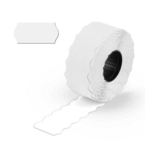 9000etiquetas Color blanco