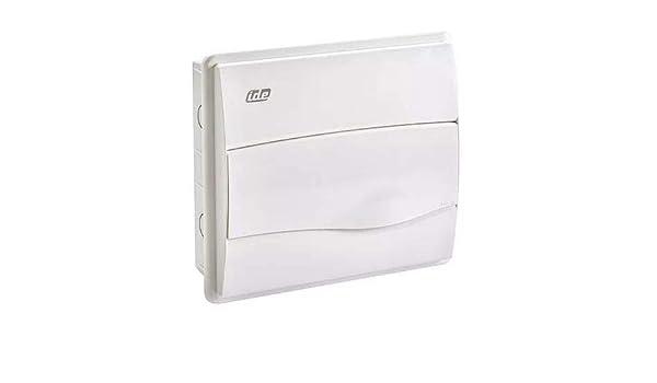 IDE bm12po bo/îtes de Distribution /à encastrer mur classiques iP40 12/modules