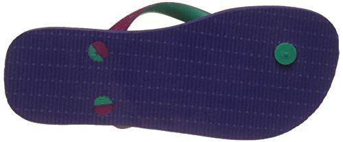 Raspberry Rose Havaianas Unisex Erwachsene Violett Purple Mix Top Zehentrenner n0Z1q