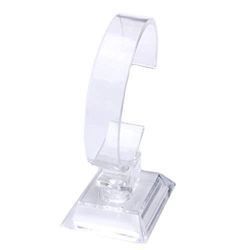 Xiton 6 x Kunststoff-Schmuck-Armband-Stulpe-Armband-Uhr-Ausstellungsstand-Halter -