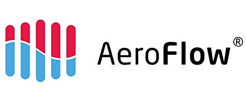 1.3kw Electrorad Aeroflow German Style Chamotte Fireclay Electric Heating Radiator AF03