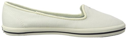 Gant New Haven, Mocassins Femme Weiß (bone beige)